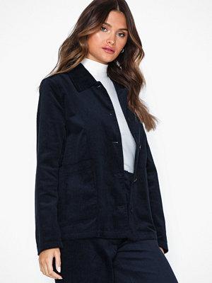 Skjortor - Selected Femme Slfadele Ls Indoor Jacket W