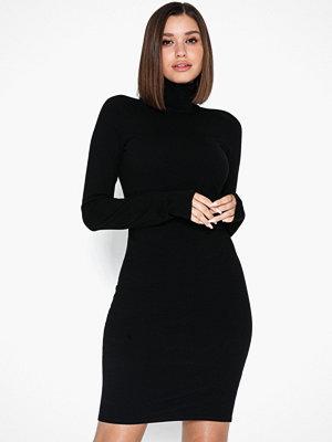 Helmut Lang Compact Wool Dress.C
