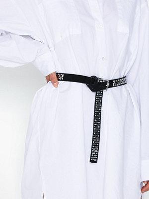 Pieces Pchavana Suede Long Waist Belt