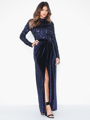 NLY Eve Sparkle Lace Top Gown