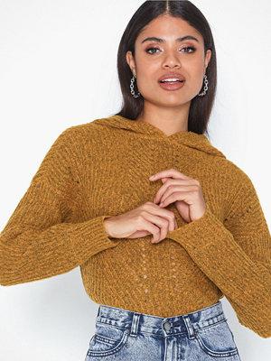 Only Onlhenbane L/S Hood Pullover Knt