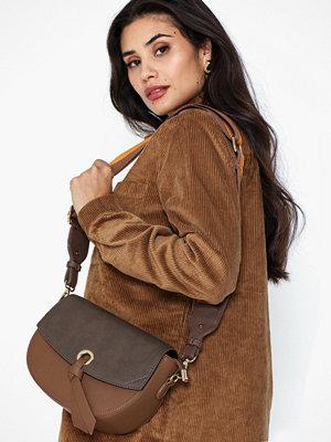 Only omönstrad axelväska Onlfia Cross Body Bag