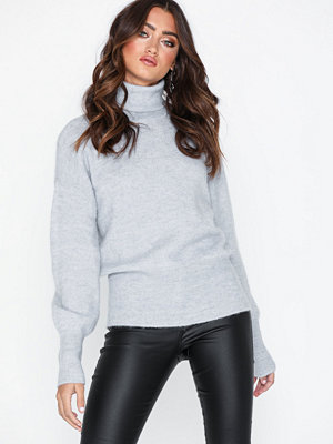 Y.a.s Yascindy Ls Rollneck Knit Pullover