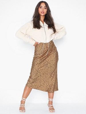 Kjolar - Neo Noir Lulla Big Dot Skirt