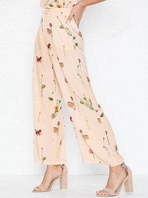 Aéryne mönstrade byxor Malena trousers