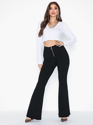 Pieces byxor Pcriane Hw Flared Pants D2D