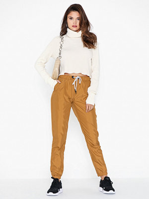 Noisy May omönstrade byxor Nmbronx Nw Relaxed String Pants