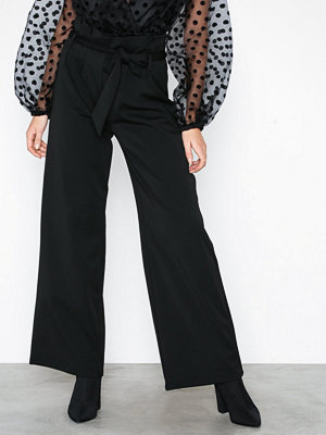Object Collectors Item svarta byxor Objlisa Mw Wide Pant a Div