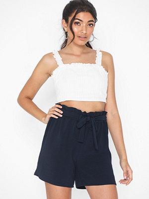 Only Onlturner Paper Bag Shorts Wvn Noos