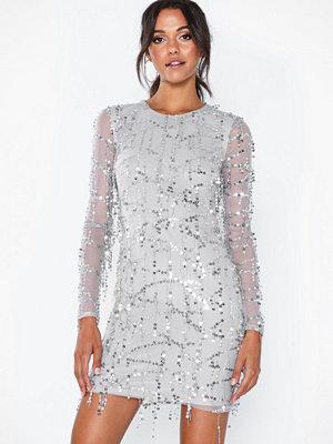 NLY Eve Fringe Bodycon Dress