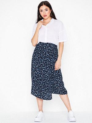 MOSS Copenhagen Rayne Wrap Skirt Aop