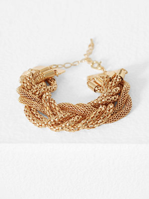 NLY Accessories armband Heavy Braided Bracelet