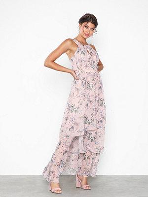 Vila Vinola S/L Maxi Layer Dress/Za