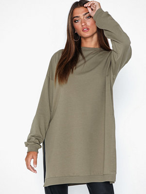 NLY Trend Oversize Slit Sweat
