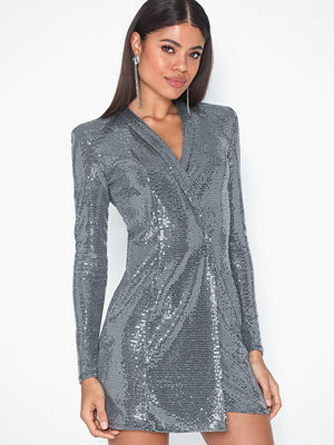 NLY One Sequin Blazer Dress