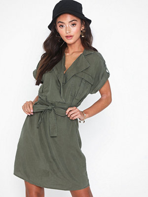 Noisy May Nmvera S/S Endi Tencel Shirt Dress
