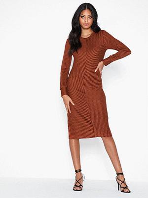 Jacqueline de Yong Jdytabby L/S Striped Dress Jrs Exp