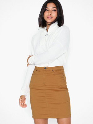 Vero Moda Vmhot Sophia Hr Pencil Slit Skirt C