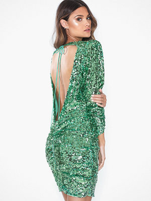 For Love & Lemons Marais Sequin Mini Dress