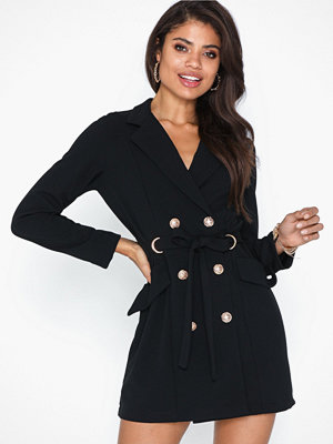 Ax Paris Buttoned Blazer Dress