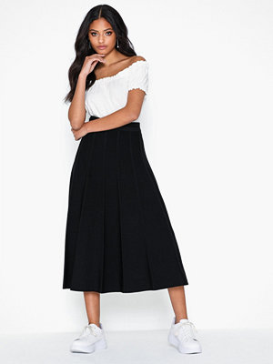 NORR Ellen knit skirt