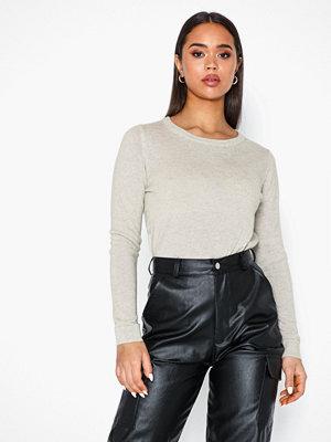 Selected Femme Slfaya Ls Knit Cashmere O-Neck B