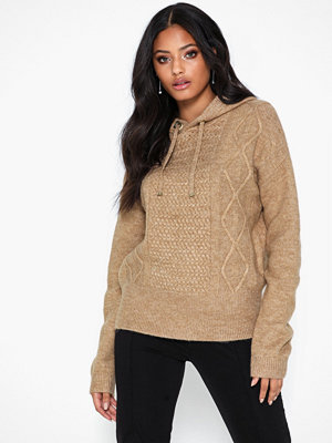 River Island Cable Hoodie