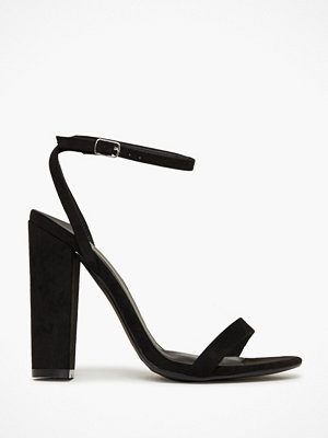 Missguided Block Heeled Sandal