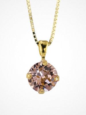 Caroline Svedbom halsband Classic Petite Necklace Rose