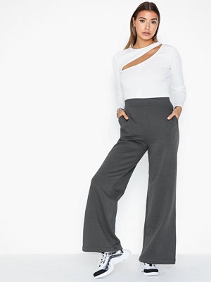 NLY Trend byxor Wide Sweat Pants