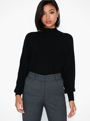Noisy May Nmship L/S Rib Highneck Knit