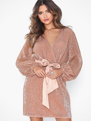 Forever New Sequin Mini