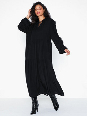 Noisy May Nmmaren L/S Oversize Long Dress