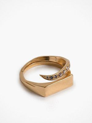 Cornelia Webb Warped Signet Ring S