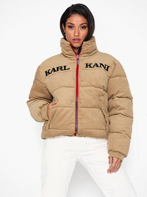 Dunjackor - Karl Kani KK Retro Reversible Cord Puffer Jacket