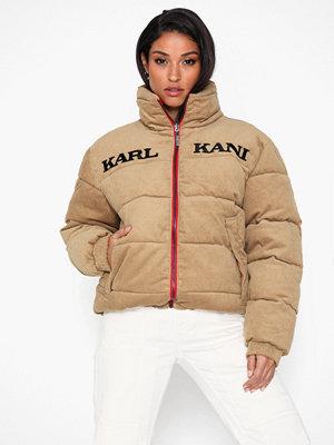 Karl Kani KK Retro Reversible Cord Puffer Jacket