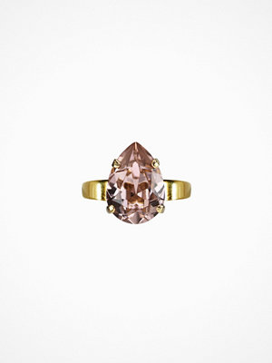 Caroline Svedbom Mini drop ring Rose