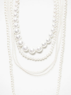 Pieces halsband Pcpearl Combi Necklace D2D
