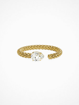 Caroline Svedbom armband Classic Rope Bracelet Crystal