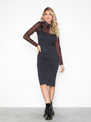 Noisy May Nmmilda S/L Buckle Dress 8