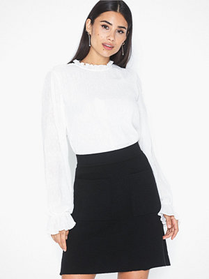 Noisy May Nmship Nw Rib Knit Pocket Skirt