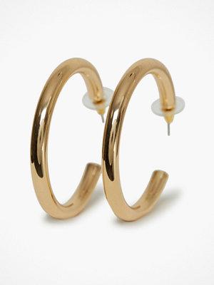 River Island örhängen Metal Earring Clean Chunky