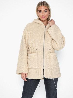 Fuskpälsjackor - Gina Tricot Yoma Pile Jacket