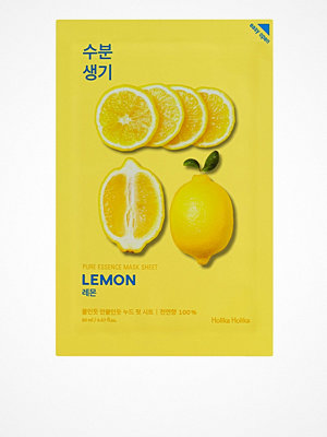 Ansikte - Holika Holika Pure Essence Sheet Mask Lemon