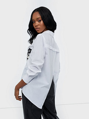 River Island Ricky Split Back Pocket Shirt