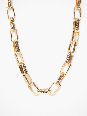 Bow19 halsband Demeter Big Flat Cable Necklace