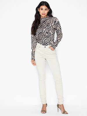 Vero Moda vita byxor Vmhot Seven Mr Slim Push Up Pants