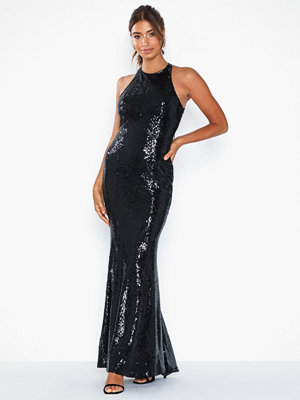 NLY Eve Cross Back Mermaid Gown