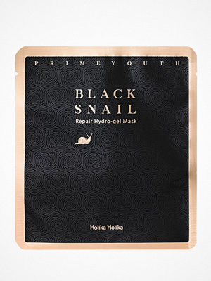 Ansikte - Holika Holika Prime Youth Black Snail Repair Hydro Gel Mask