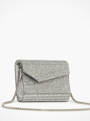 Sui Ava ljusgrå axelväska Paris Bag